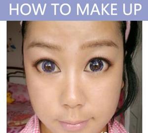 南京化妆培训教你痘痘脸怎么化妆